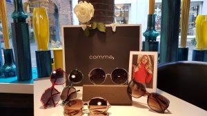 Die neue Sonnenbrillen-Kollektion 2020 von comma,